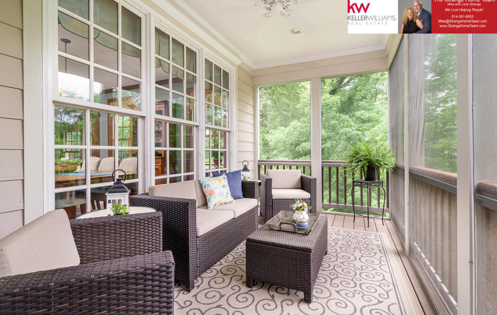 14940 Middleburg Plain City - 20 Screened in Porch off GR